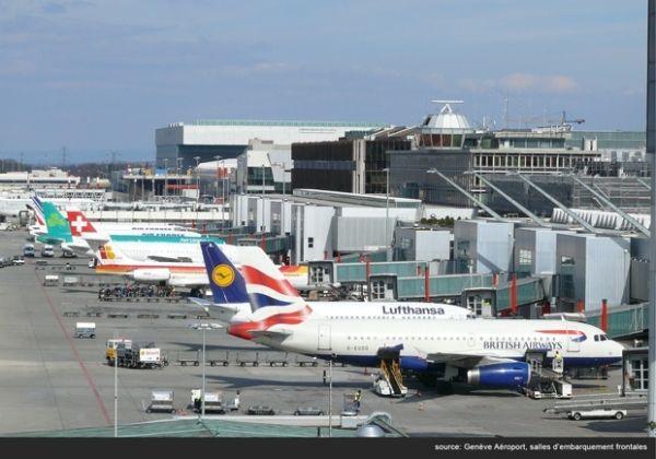 7岁女孩成功逃票登机 日内瓦机场:不该发生