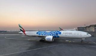 阿联酋航空推出2020年迪拜世博会主题涂装飞机