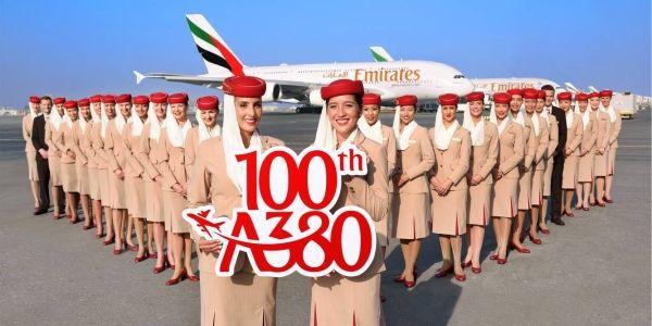 敬请期待 土豪航第100架A380即将交付