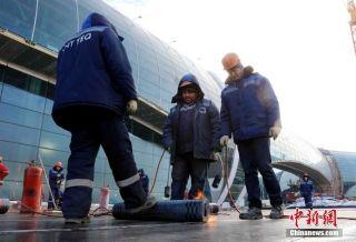 莫斯科多莫杰多沃机场新航站楼将于2018年世界杯前夕开放