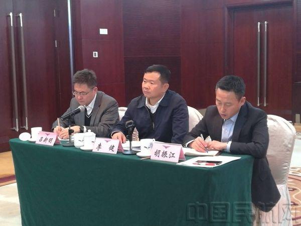 李健:解放思想 最大限度地放开通航管理