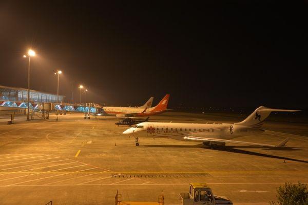 黄山机场冬春季航班量创历史新高