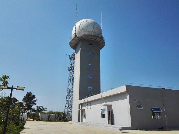 海南空管旧州监视雷达投运 美兰机场再添天眼