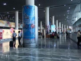 澳门国际机场十月客运量增20%