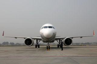 川航迎来第三架A320neo飞机 机队规模升至130架