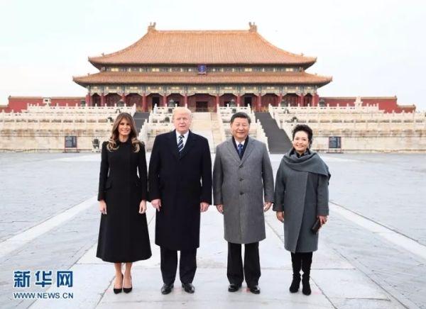 厦门一企业老总赶赴北京 与特朗普访华有关……