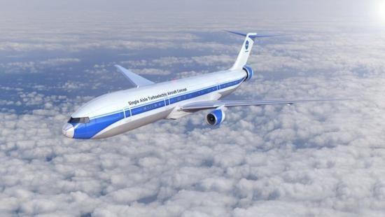 NASA正在研究混合动力客机:噪音更低更省油