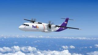 民航早报:联邦快递订购最多50架ATR货机