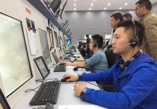 湖南空管分局新管制业务楼正式启用
