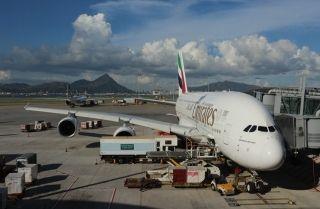 民航早报:阿联酋航空接近购买30多架A380