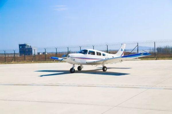 山东复装派珀PA28射手飞机首飞并交付客户