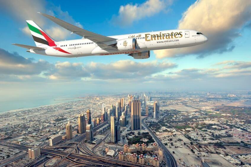 阿联酋航购40架787-10 阿塞拜疆增购2架787