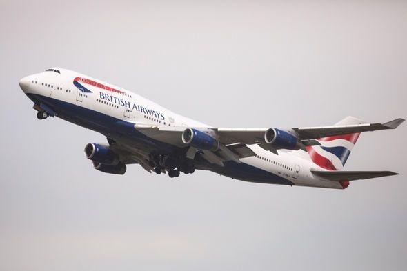 历史上的奇迹:英航飞机四发失效 最后全员幸存