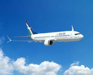 胜安航空签署价值10亿美元的支持协议