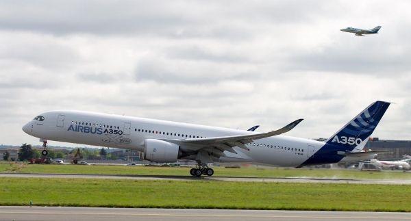 空客计划通过改变舱位布局提高A350载客量