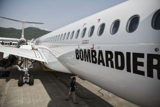 庞巴迪接近与埃及航空达成11亿美元CS300大单