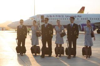 乌鲁木齐航空航班正常率实现五连冠