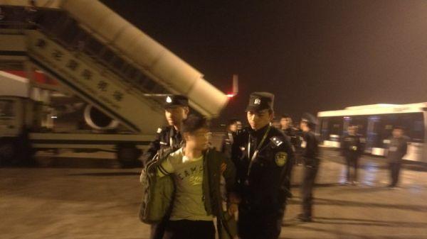 并非劫机 湖南警方成功处置3U8952航班扰序案件