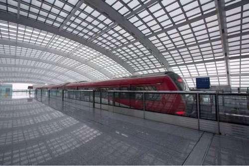 北京启动研究机场线城市值机 旅客可直接领登机牌