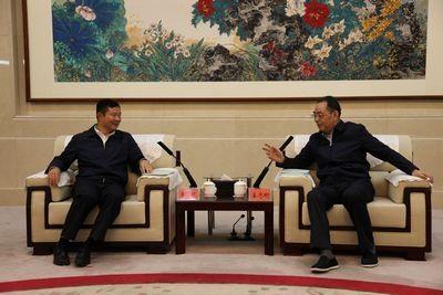 李健:民航局将在通航等方面给予宁夏大力支持