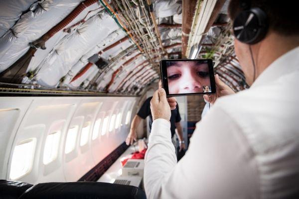 """2017民航传播奖候选案例:霍尼韦尔""""至联致远""""互联飞机全球巡展"""