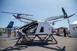 全球首架油电混合飞机明年首飞 售价20万美元