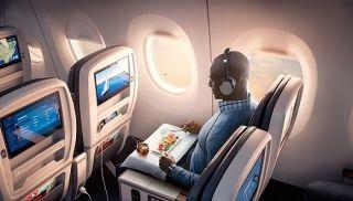 飞机上的椅背屏幕还有未来吗?