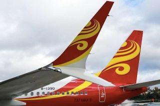 据波音推特账户最新消息,19日,波音向海航交付其首架737MAX飞机,这也是波音今年交付的第40架737MAX飞机。