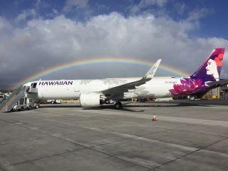 夏威夷航空接收由静洁动力发动机提供动力的A321neo