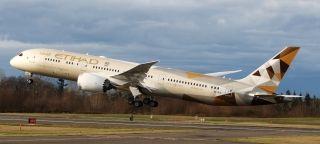 阿提哈德航空瑞士航线将全部改由787执飞