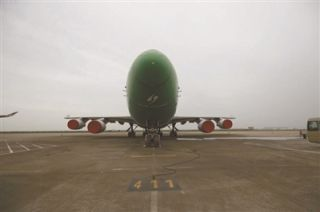 三架波音747司法拍卖今落槌 总起拍价3.9亿元