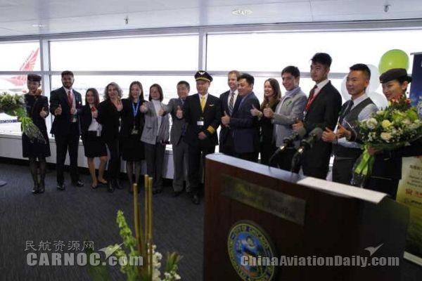 海南航空顺利完成国内首班生物航煤跨洋航班