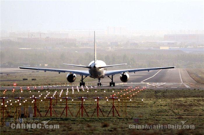 乌鲁木齐连续四月领跑千万级机场航班正常率