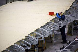 空客英国警告脱欧风险:中国来抢机翼生意了!