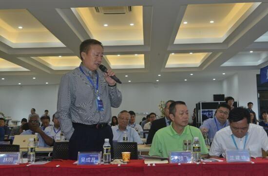 中国航协副理事长吴成昌:通用航空亟需解放思想