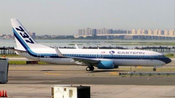美国交通部撤销原东方航空AOC