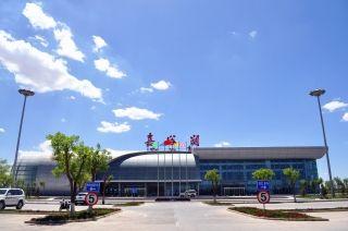 嘉峪关机场年旅客吞吐量首次突破40万人次