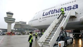 民航早报:汉莎法兰-柏林航线将加开747航班