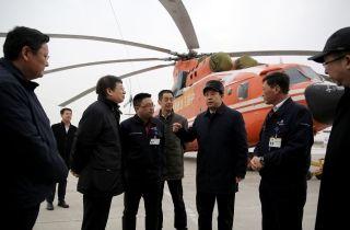 陆昊:发挥通航产业优势,服务黑龙江旅游发展