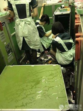 长荣航空航班遭乱流 多名机组与乘客受伤