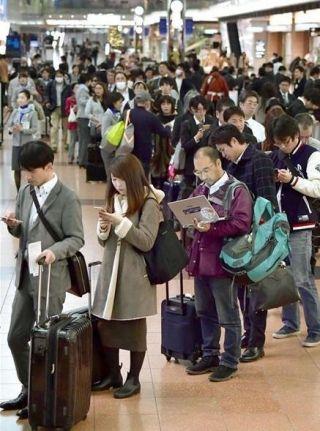 日本航空管制无线电故障 空中交通一度大乱
