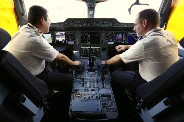 飞行员短缺?空客单人驾驶技术或降低机组需求