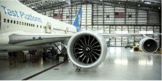 全球最大飞机发动机GE9x作好试飞准备