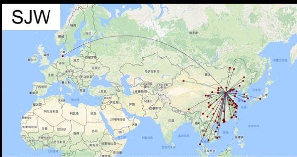 京津冀机场群主要机场运营情况分析8