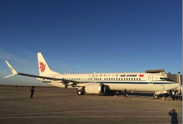12月国航B737-8MAX运力规模持续增长