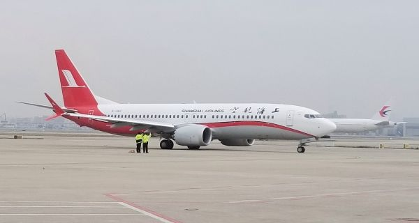上海虹桥机场准点率从倒数跃居第一