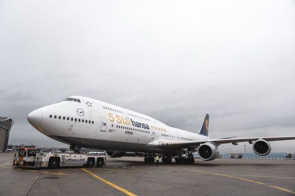 民航早报:汉莎成欧洲首家Skytrax五星航司