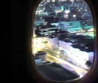 实拍:阿联酋航空777-300ER虚拟舷窗