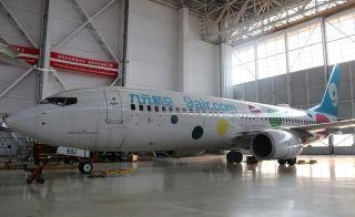 上海波音完成首架737-800机载无线网络系统改装