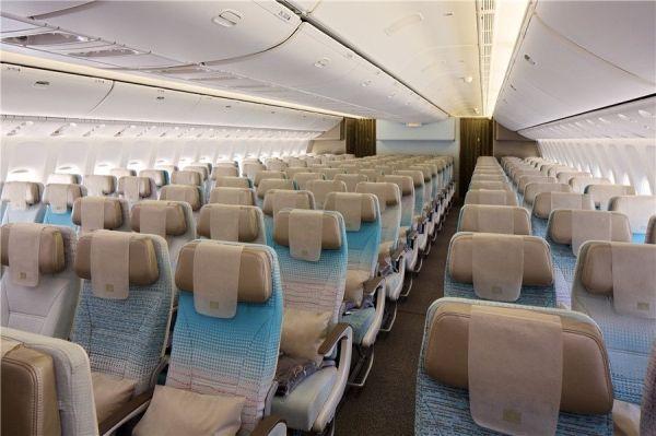 国泰计划改造777客舱布局至一排10座